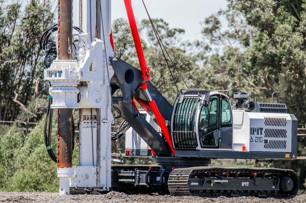 第六種 基礎工事用建設機械アースオーガ