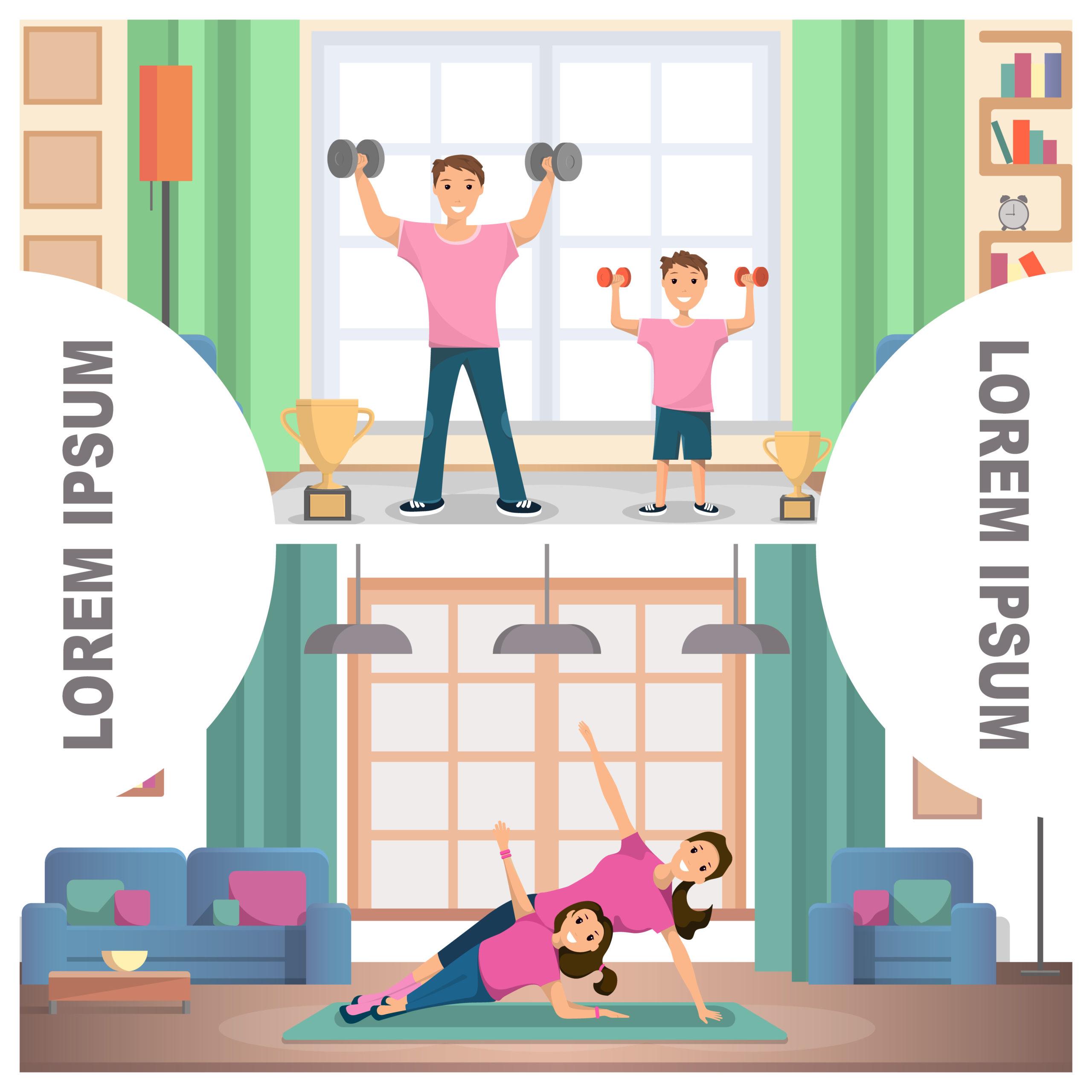 自宅で手軽に出来る運動5選