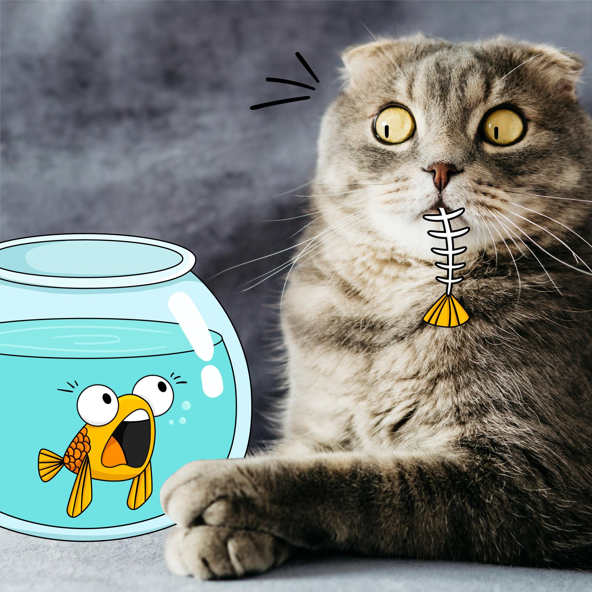 ネコに食べさせてはいけない食べ物