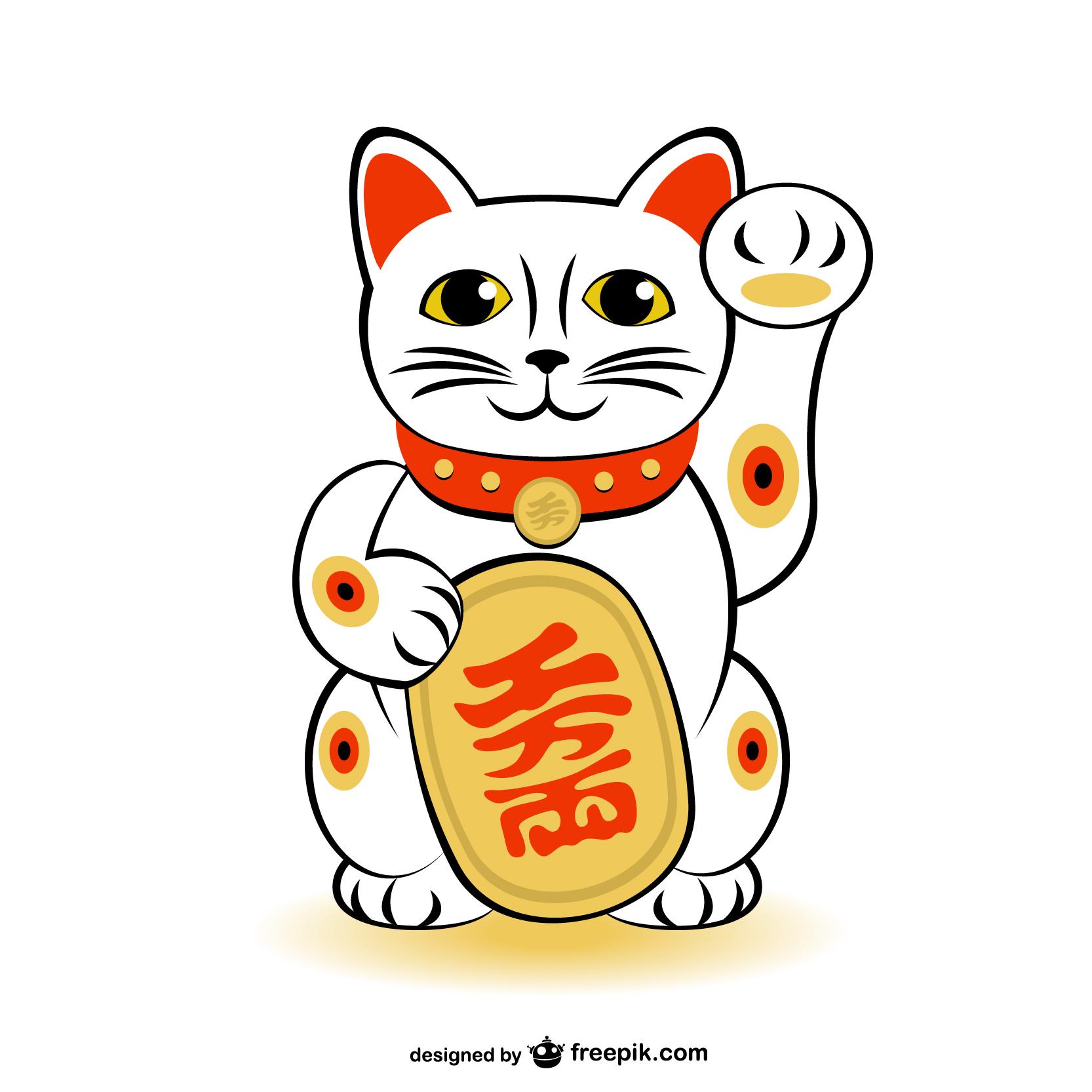 猫のイラスト集【可愛い・面白い・ちょっと変わってる】