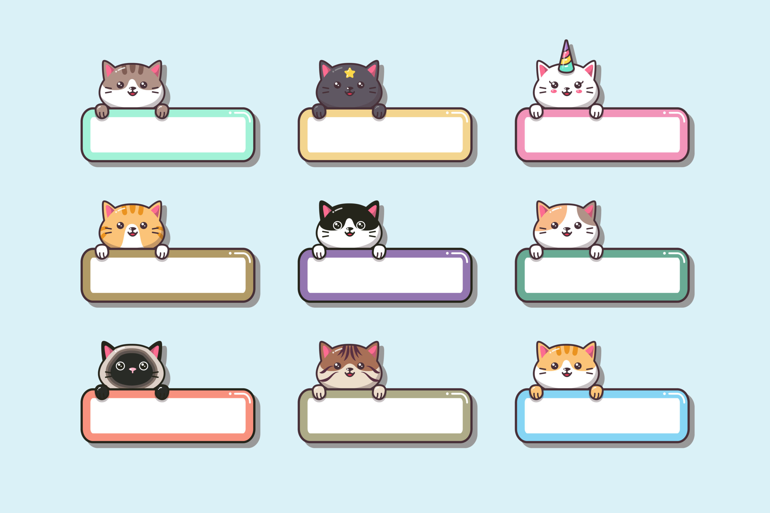猫の首輪名札付きのおすすめ5選【4匹と暮らす僕が厳選】