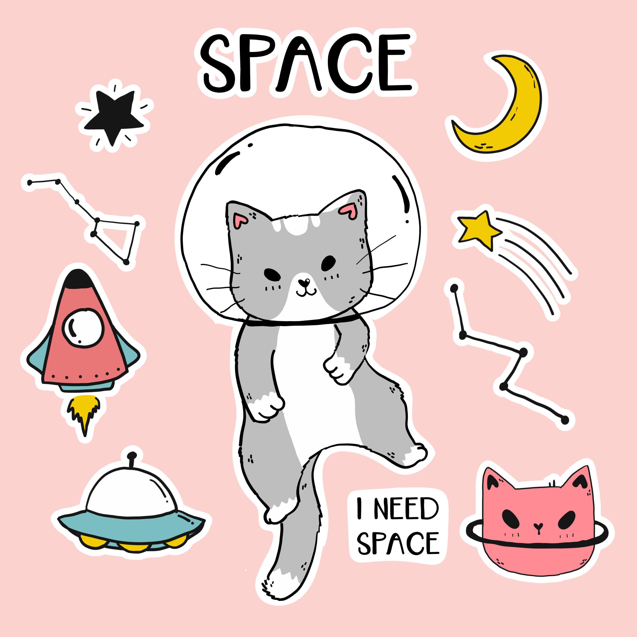 宇宙猫とは?