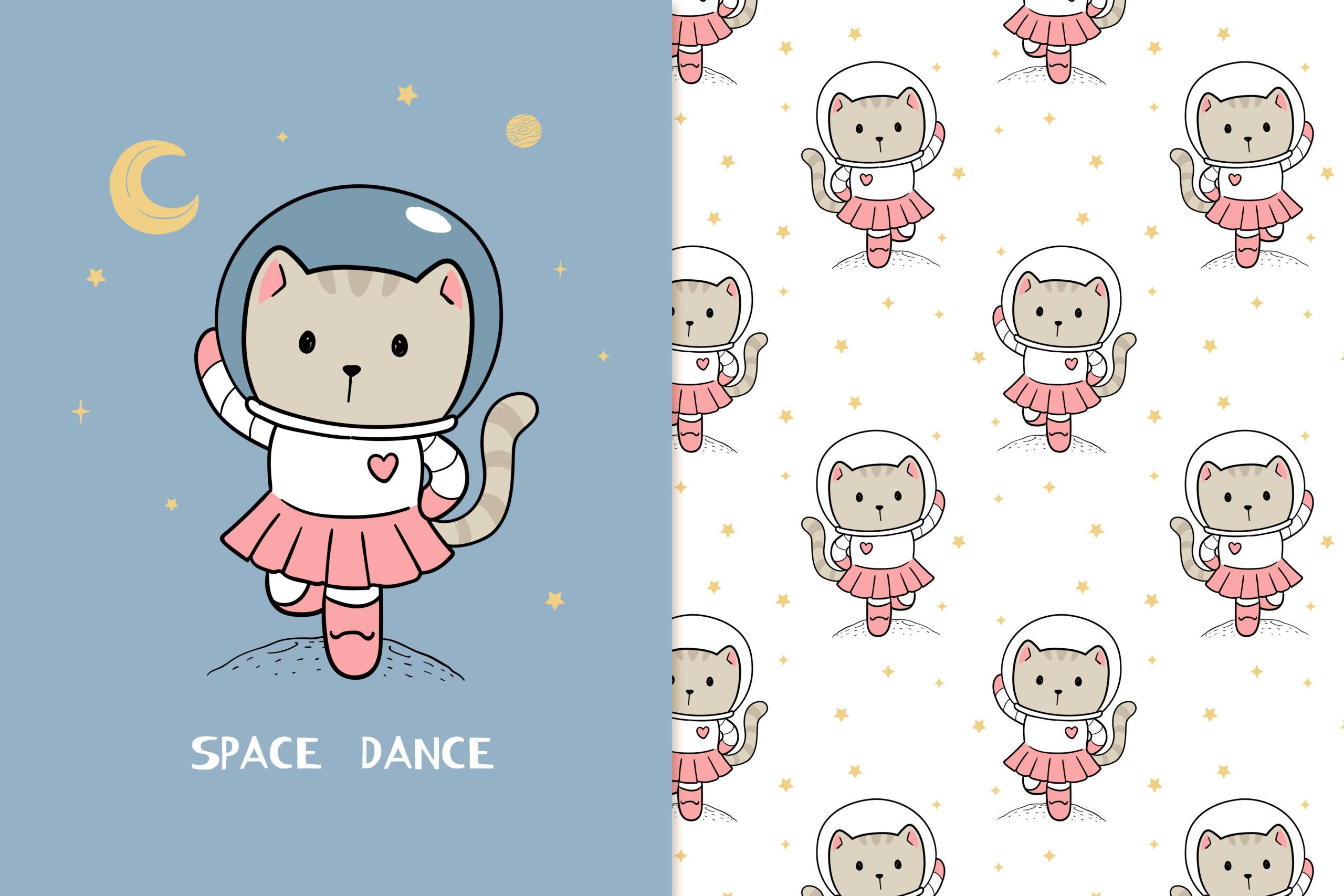 スペースダンスパターン